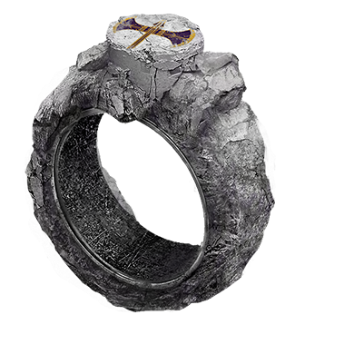 Ring of Living Stone