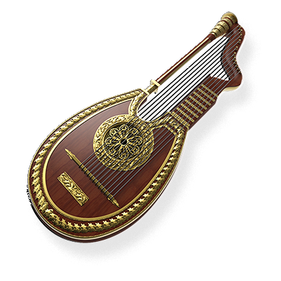 The Damned Lute