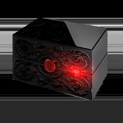 Wax-Sealed Case