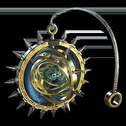 Yzoz's Pendulum